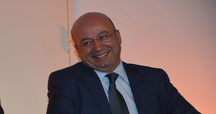 Renato Sales Heredia, titular de la Comisión Nacional de Seguridad. Foto: Archivo/Cuartoscuro.