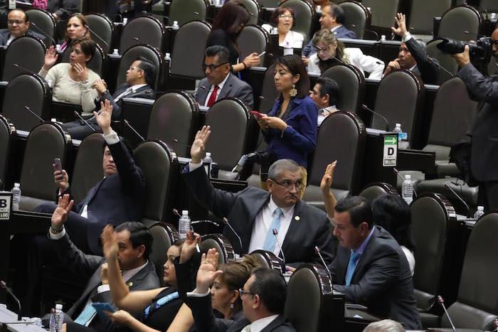 El pleno de la Cámara de Diputados aprobó hoy en lo general y particular la nueva Ley Federal de Transparencia. Foto: Cuartoscuro