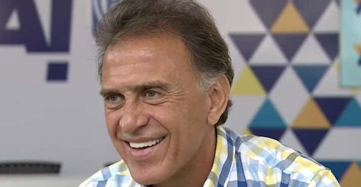 Miguel Ángel Yunes Linares, Gobernador electo de Veracruz. Foto: Cuartoscuro