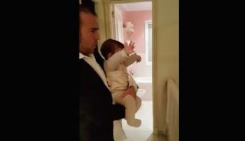 bebé baila