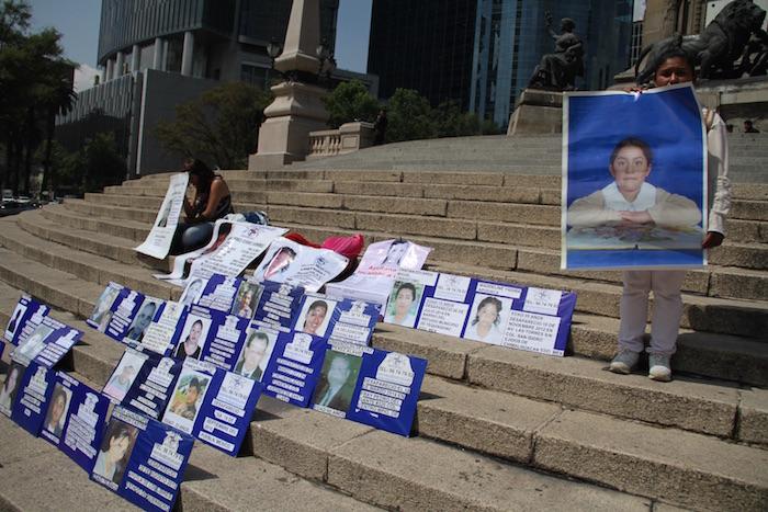 La organización Redim dio a conocer que el 30 por ciento de los casos de desapariciones en México son de niños, niñas y adolescentes. Foto: Cuartoscuro
