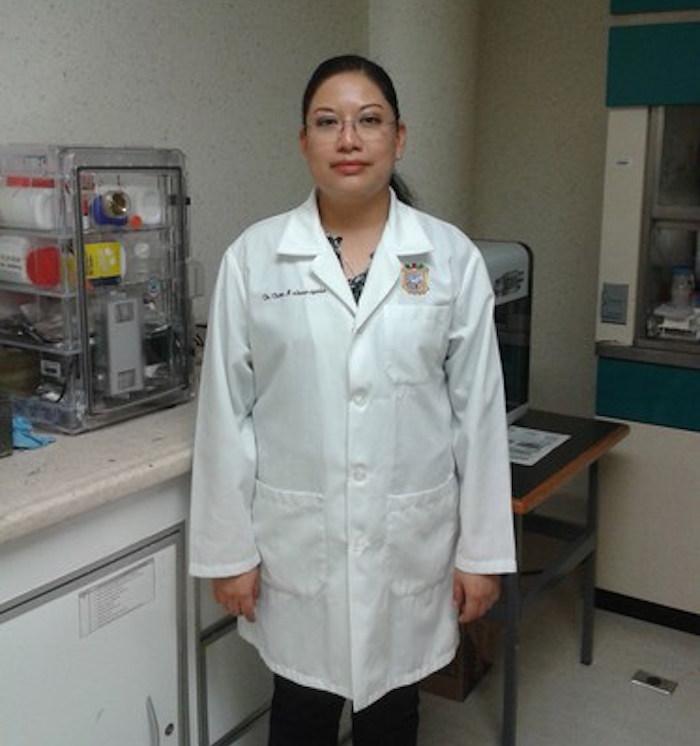 Claudia Oliva Mendoza Barrera. Foto: ZonaFranca