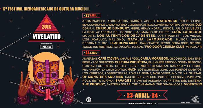 Imagen: Vive Latino