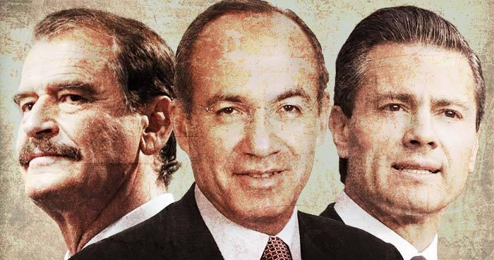 En los sexenios de los panistas Vicente Fox y Felipe Calderón, y en el transcurso de la administración del priista Enrique Peña, México ha retrocedido en todo, coinciden politólogos. Foto: SinEmbargo