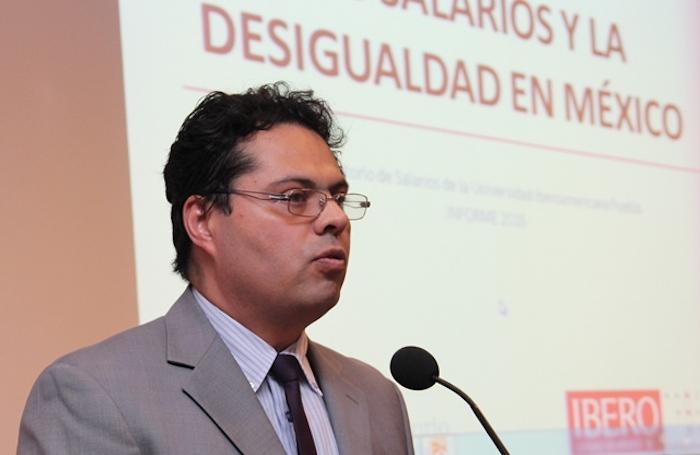 El Informe 2016 fue elaborado y auspiciado conjuntamente por el Observatorio de Salarios de la Ibero Puebla y el Instituto de Investigación para el Desarrollo con Equidad (Equide) de la Universidad Iberoamericana Ciudad de México. Foto: Ibero
