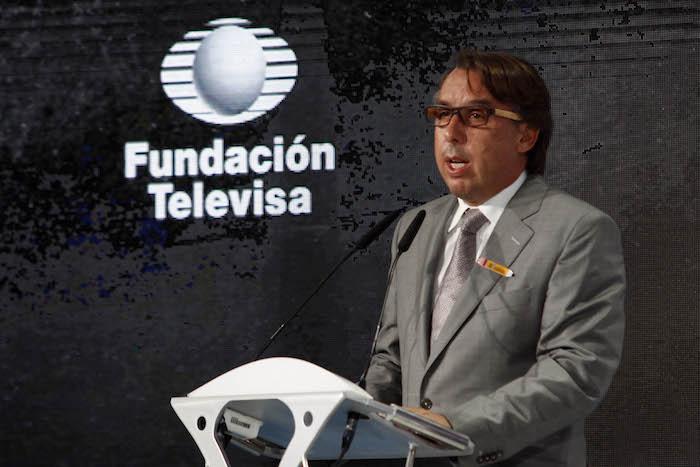 Emilio Azcárraga ha rechazado las acusaciones de desvío de dinero para infomerciales políticos. Foto: Cuartoscuro