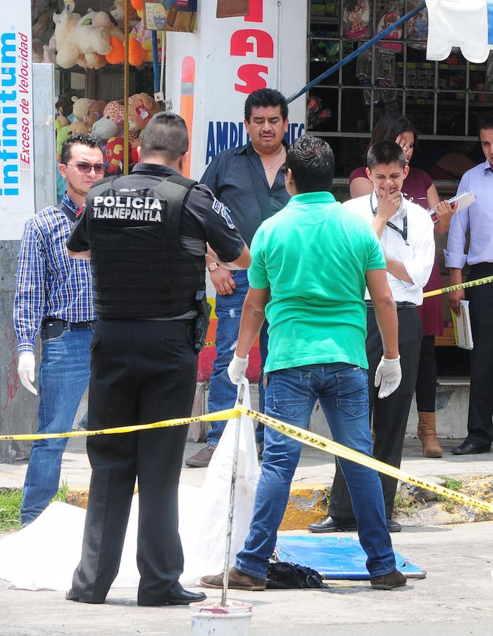 1 de cada 4 mexicanos se dice sentirse inseguro en el lugar donde vive. Foto: Cuartoscuro