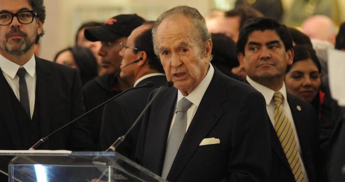el aumento de 14 por ciento en la fortuna de Baillères, a 10 mil 500 millones de dólares, representa el mayor incremento entre las 10 personas más ricas de América Latina. Foto: Cuartoscuro