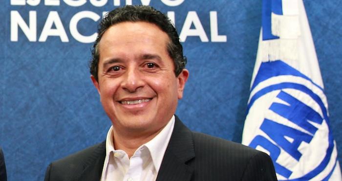 Carlos Joaquín González, candidato del PAN a la gobernatura de Quintana Roo. Foto: Cuartoscuro.