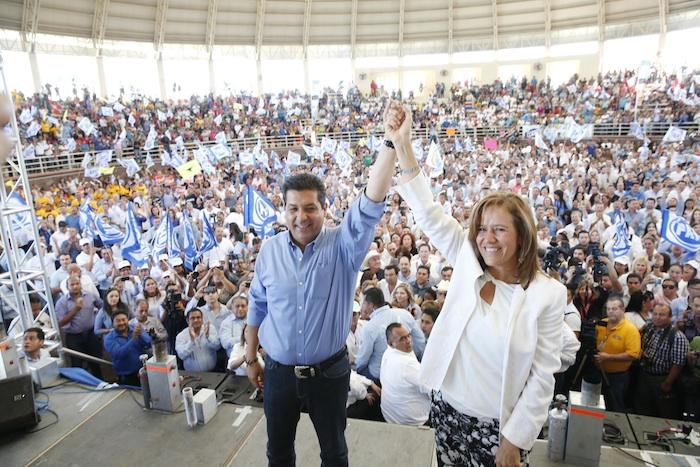Francisco Javier Garcia Cabeza de Vaca, candidato del PAN a la gubernatura de Tamaulipas. Foto: Cuartoscuro.