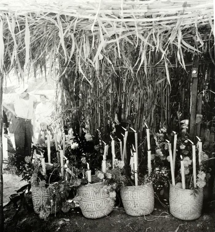 Ofrendas de muertos. Foto Ruth Lechuga /Artes de México
