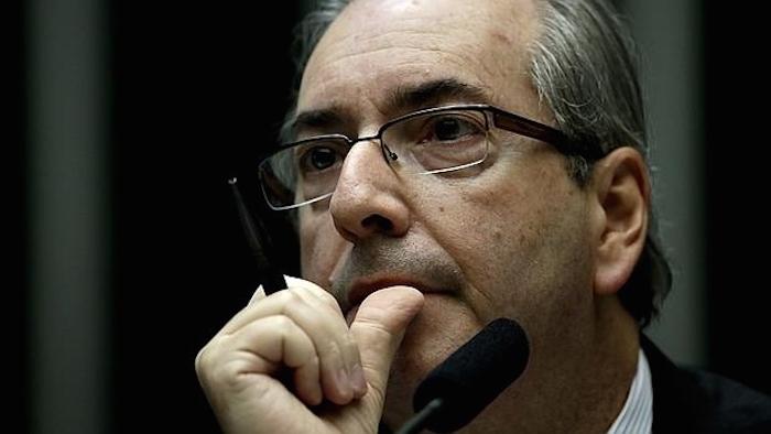 Eduardo Cunha, presidente de la Cámara de Diputados de Brasil. Foto: EFE