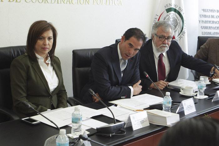 Pablo Escudero operó al interior de la Comisión para dilatar el SNA, acusaron analistas. Foto. Cuartoscuro