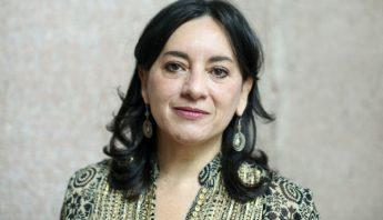 Josefina Larragoiti, titular de Editorial Resistencia. Foto: Francisco Cañedo, SinEmbargo
