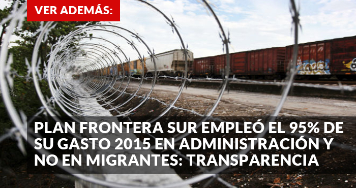 promo Plan Frontera Sur