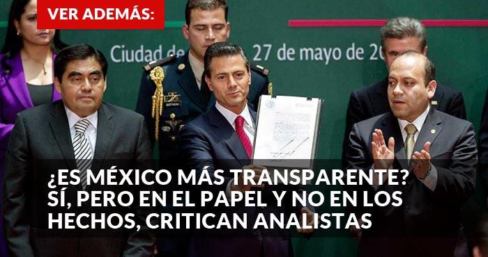 promo transparencia