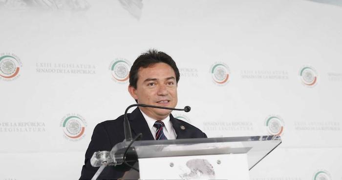 Senador Daniel Ávila Ruiz. Foto: Especial