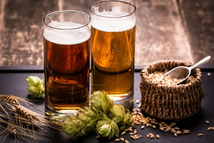En la noche fría y espesa que es la cerveza porter. Foto: Shutterstock