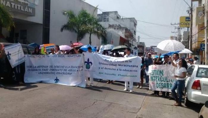 Estudiantes de la región de las Selvas del Sur también se unieron a la movilización del viernes. Foto: Crisanto Bautista, Blog Expediente