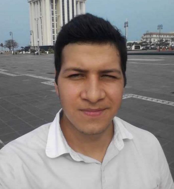 """Luis Donaldo Rivera Calderón, el quinto joven confirmado muerto por la Fiscalía General del Estado en la masacre del centro nocturno """"Madame"""". Foto: Yerania Rolón, Blog Expediente"""