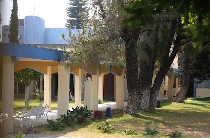 Casa Alberione, en Tlaquepaque, Jalisco. Foto: EFE