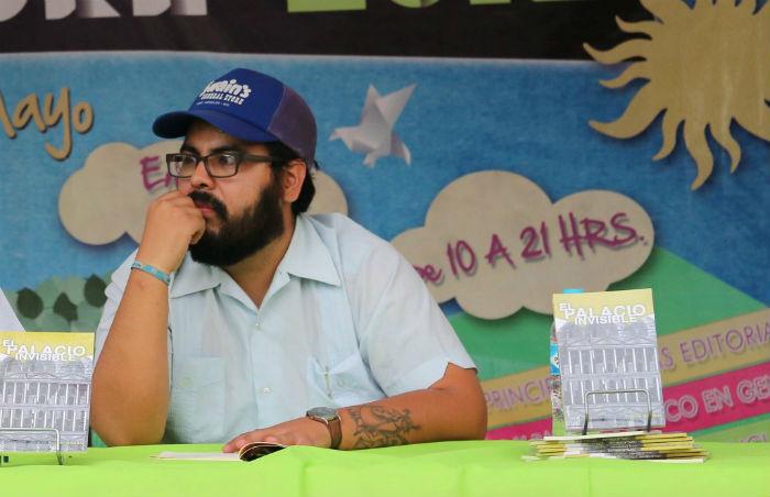Jaime Garba es escritor, periodista y docente de literatura. Foto: Especial