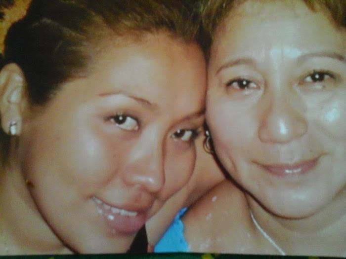 Francisca ha buscado por cuatro años a su hija y ahora está en un hospital herida. Foto: BlogExpediente