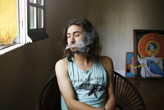 Angelo Barreto. Foto: Anne Beentjes