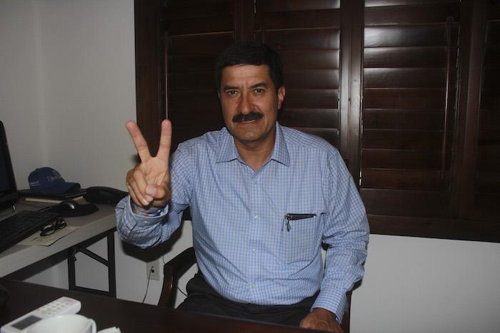 Javier Corral, Gobernador electo de Chihuahua. Foto: Cuartoscuro