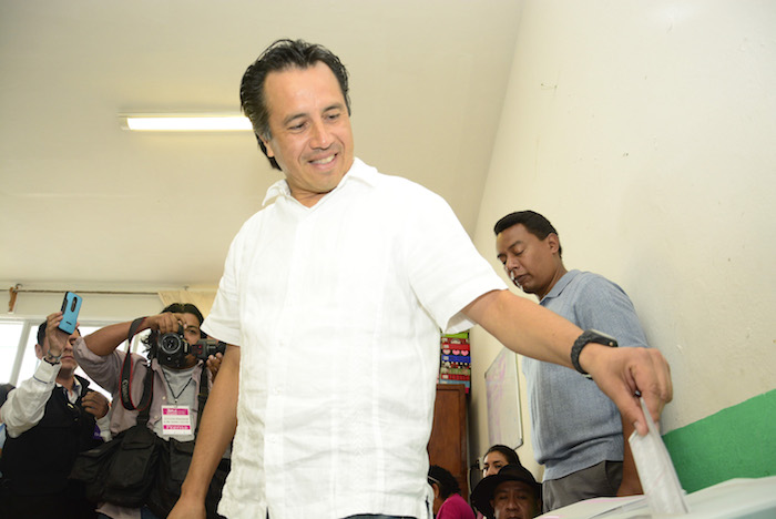 Cuitlahuac Garcia Jimenez podría ser la sorpresa de las elecciones. Foto: Cuartoscuro