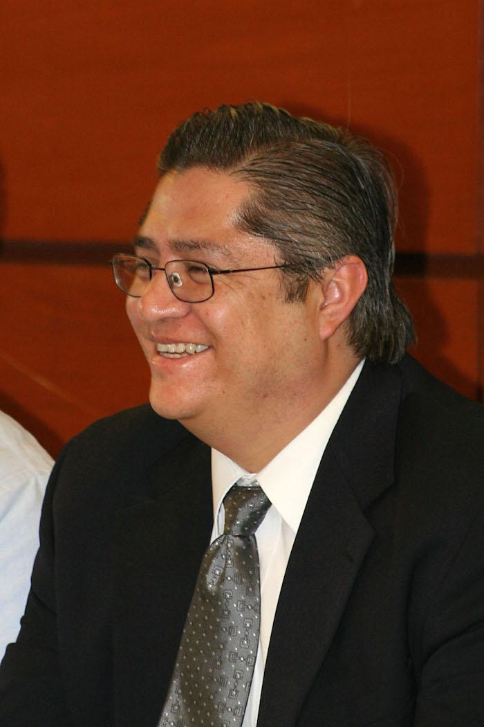 El entonces Procurador General de Justicia de Coahuila, Jesús Torres Charles. Foto: Paola Hidalgo, Cuartoscuro