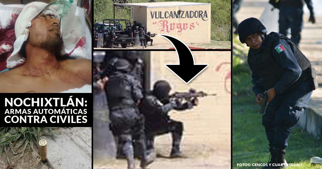 Víctimas de Nochixtlán denuncian hostigamiento