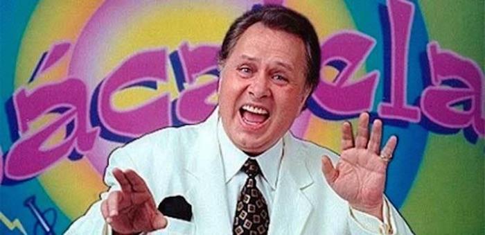 """Con los programas """"Llévatelo"""" y """"Pácatelas"""", Paco Stanley se convirtió en el zar de la conducción y capo del humor pesado. Foto: Vice Media."""