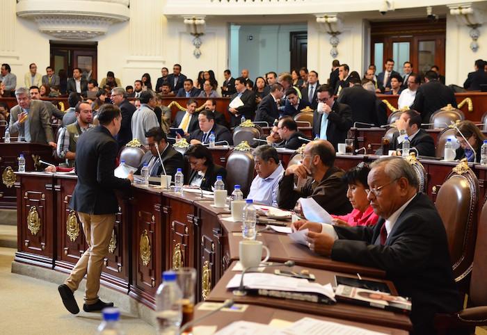 La Asamblea Legislativa del Distrito Federal está entre las que más presupuesto recibe y también entre las que más diputados tienen. Foto: Cuartoscuro