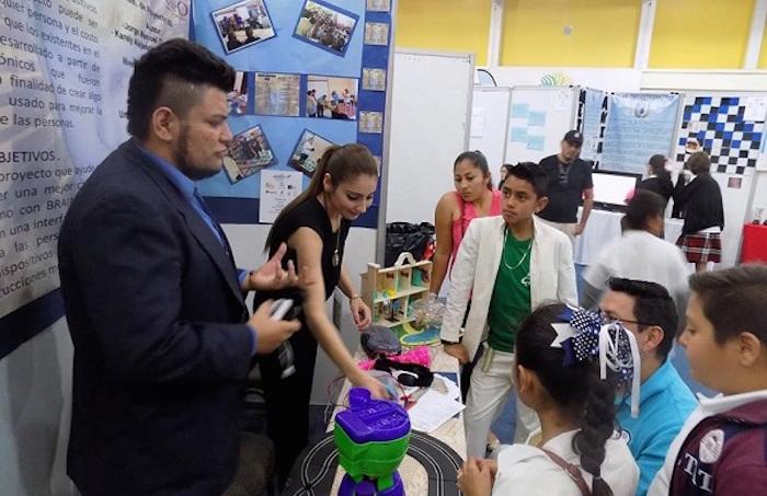 Los estudiantes fueron ganadores en Colombia y ahora en España. Foto: Universidad de Occidente