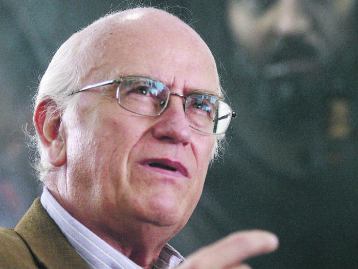 Roger Bartra, antrópologo, sociólogo y académico mexicano. Foto: efe