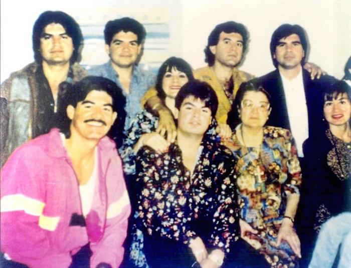 La familia Arellano Félix. Foto: Zeta