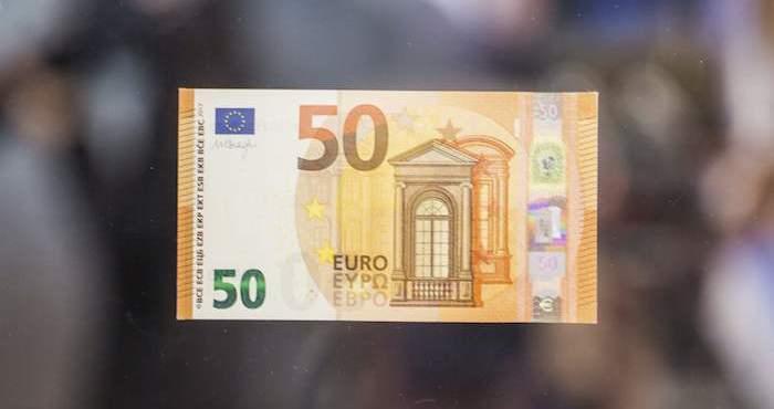 el banco mundial del europa introducir el nuevo billete de 50 euros en 2017. Black Bedroom Furniture Sets. Home Design Ideas
