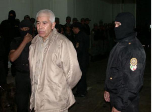 Así lucía Caro Quintero en 2005. Foto: Cuartoscuro