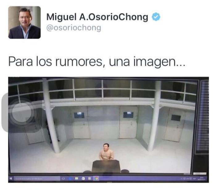 Así reaccionó internet ante la falsa tercera fuga de El Chapo