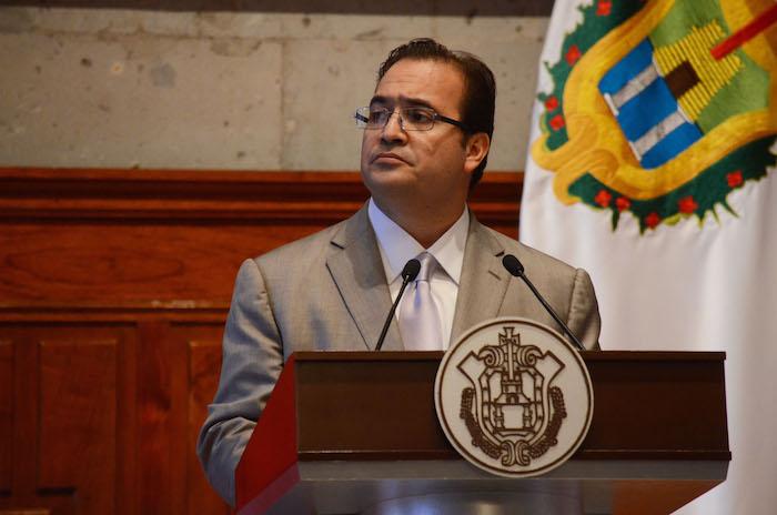 Las condiciones de inseguridad del Gobernador Javier Duarte de Ochoa fueron criticadas por rastreadores de desaparecidos. Foto: Cuartoscuro