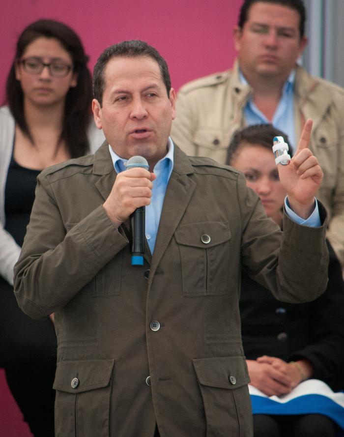 ¿Qué papel jugará, entonces, el gobernador Eruviel Ávila?:  Foto: Cuartoscuro