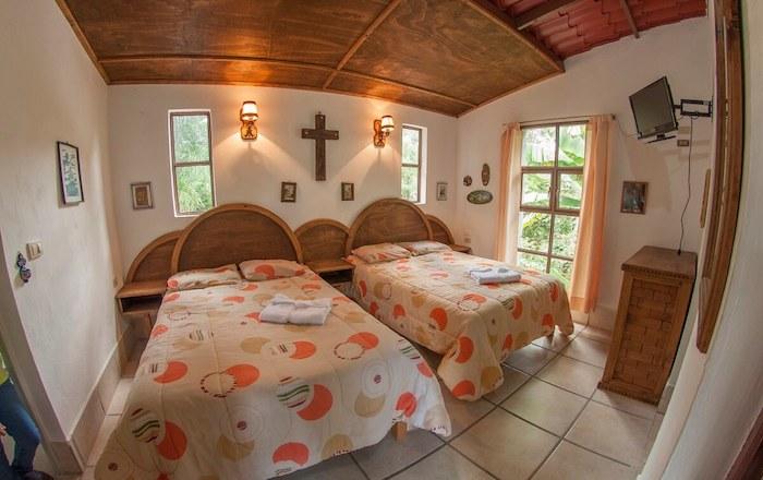 El hotel ofrece café orgánico. Foto cortesía de hotel Hacienda Xico Inn