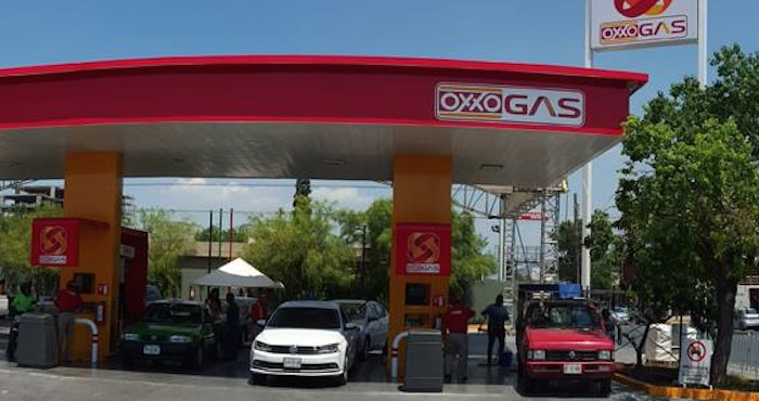 Actualmente Oxxo Gas tiene presencia en 14 estados, con 335 estaciones de servicio. Foto: GASOLINERAS OXXO GAS