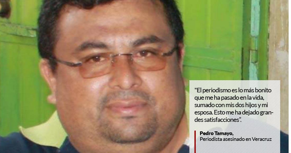 Resultado de imagen para Pedro Tamayo Rosas, el primer periodista mexicano en ser asesinado