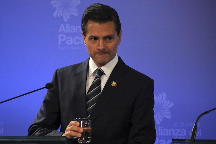 ¿Crees que Peña Nieto terminará su sexenio? Foto: Cuartoscuro