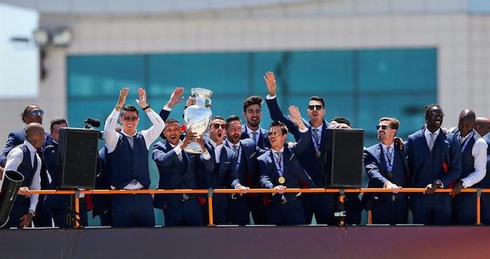 Peligra la Supercopa de Europa para Cristiano Ronaldo