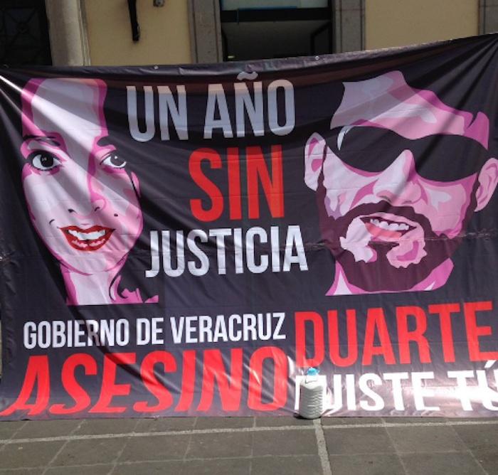 A un año del asesinato de Rubén Espinosa aún continúa impune. Foto Twitter vía @article19mex