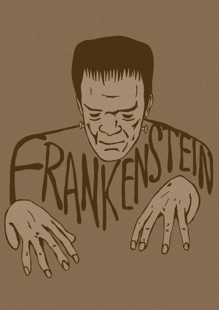 se hace con frecuencia un llamado a comprender que detrás de la extrema monstruosidad puede haber una humanidad que pocos son capaces de reconocer y apreciar: tal es el mensaje del monstruo creado por el doctor Frankenstein. Foto: Shutterstock