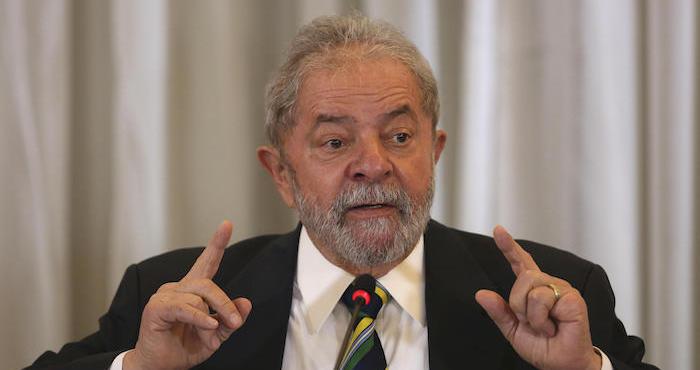 La policía de Brasil incrimina al expresidente Lula da Silva por corrupción